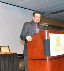 Ryan receives Young Alumni Service Award